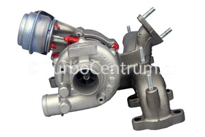 Turbosprężarka Seat Alhambra, Skoda Octavia, VW Bora Golf IV Sharan 1.9TDI 100KM 101KM 110KM 115KM 454232-5014S TC124005