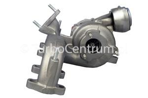 Turbosprężarka regenerowana TC124005