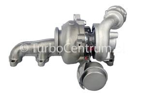 Turbosprężarka regenerowana TC126740