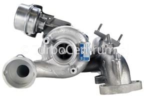 Turbosprężarka regenerowana TC126752
