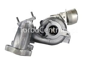 Turbosprężarka Seat Alhambra, VW Sharan 2.0TDI 136KM 140KM 54399880059 TC126752