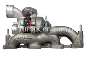 Turbosprężarka regenerowana TC127201
